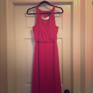 Vince camuto long gown - pink
